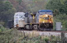 Transformer Load / CSX Mountain & Thomas Subdivisions - Oct 2016