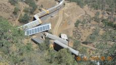 Pictures From Tehachapi Derailment