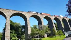 High & Wide Over Starrucca Viaduct