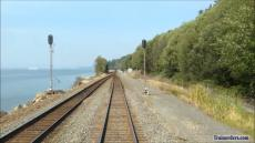 How about a little train ride along Puget Sound??